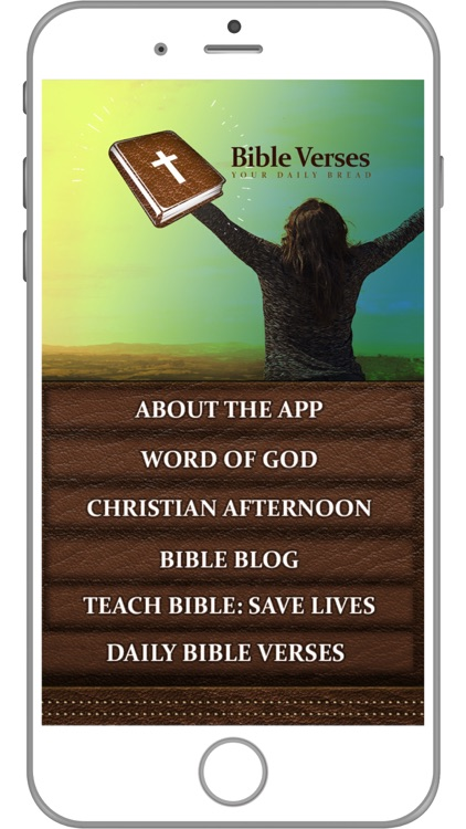 Bible Verses - Daily Bread+