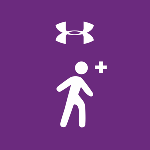 Map My Walk+ by Under Armour app