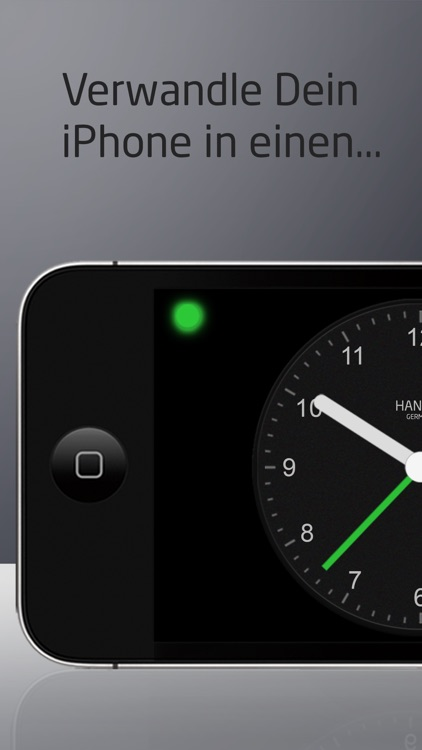Alarm Clock - One Touch Pro screenshot-1