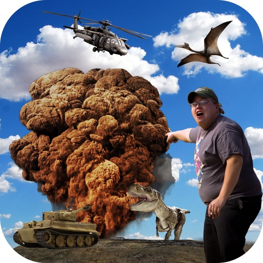 Action Movie Effects Photo Editor