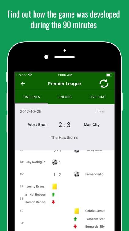 Live Scores Football - Leagues