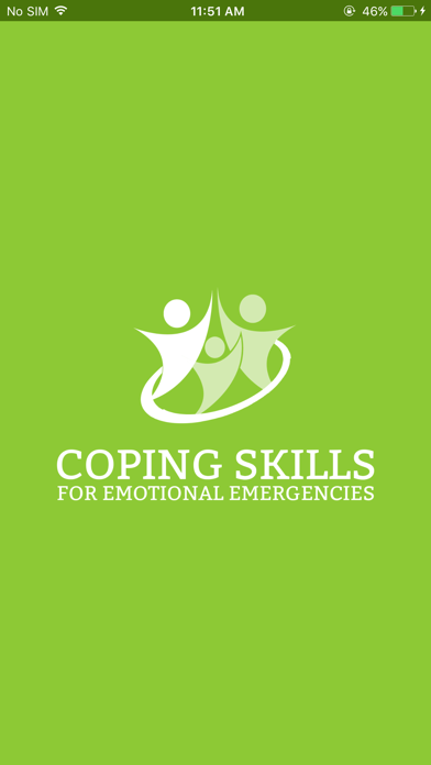 Coping Skillsのおすすめ画像1