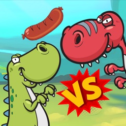 Dinosaur Soccer : Kick Sausage