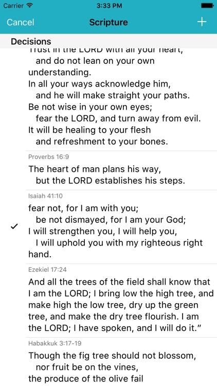 A Praying Life - Prayer Cards screenshot-5