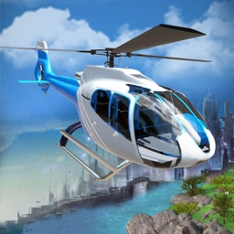 New Helicopter Simulator 2018