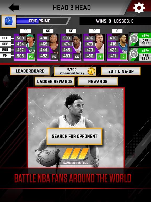My NBA 2K18 screenshot 7