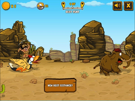 Caveman Hunt screenshot 8