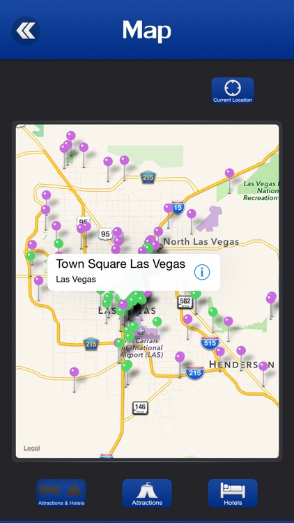Las Vegas Visitors Guide screenshot-3