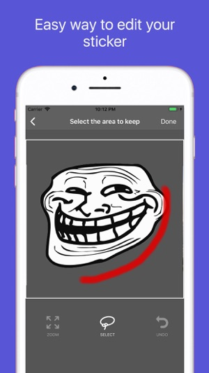 Sticker You Screenshot
