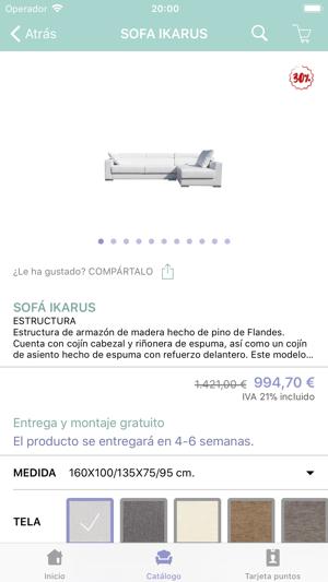 La oca tienda de muebles on the app store for Muebles la oca barcelona