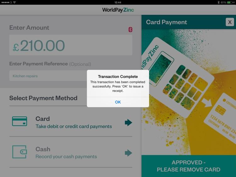World Pay Ltd