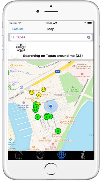 MagoGuide Barcelona Pro screenshot-4