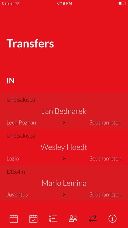 Team Southampton screenshot-4