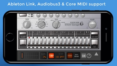 EGDR606 - 606 Drum Machine Screenshot 4