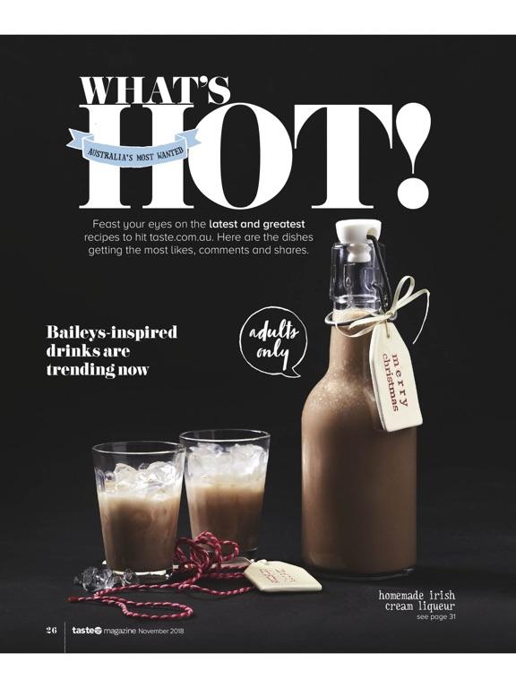 Taste.com.au Magazine-ipad-2