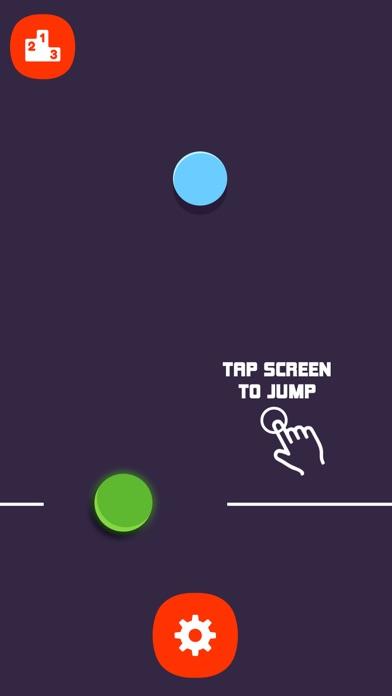 Dreamers Jump - Color Journey screenshot 1