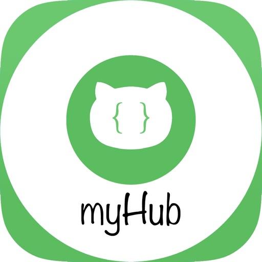myHub - client for github