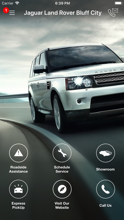 Jaguar Land Rover Bluff City Screenshot 0