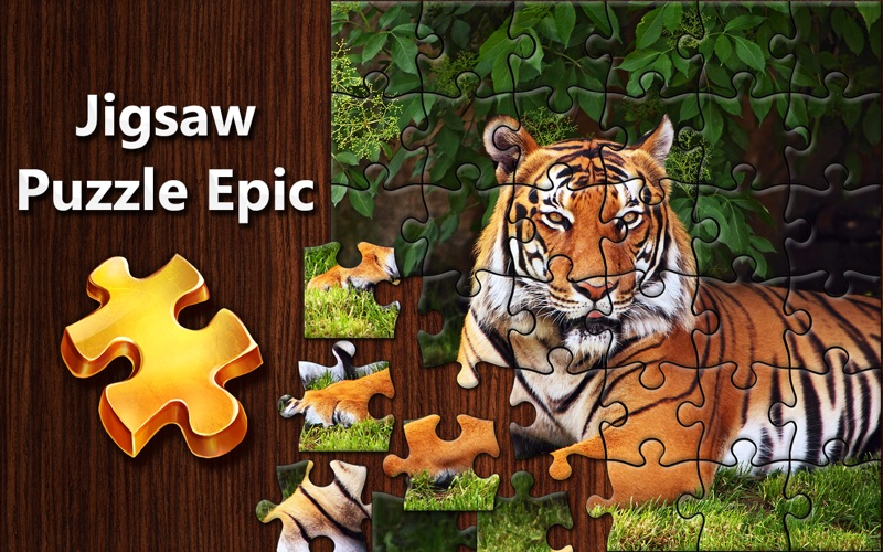 Jigsaw Puzzles Epic скриншот программы 1