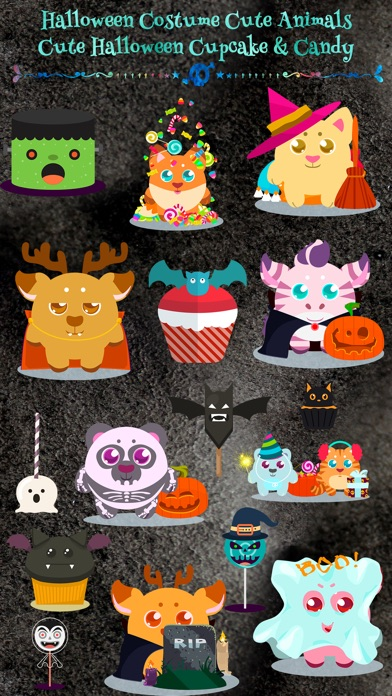 Halloween Cute Pack screenshot 1