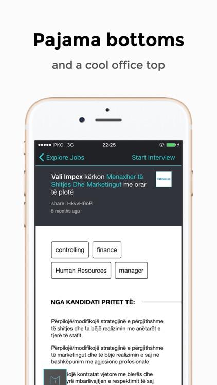The Interview App screenshot-3