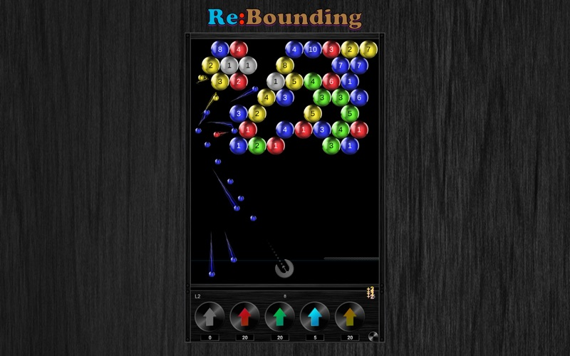 Re:Bounding screenshot 1