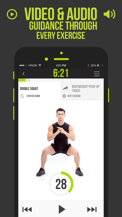 VGFIT Workout screenshot-1
