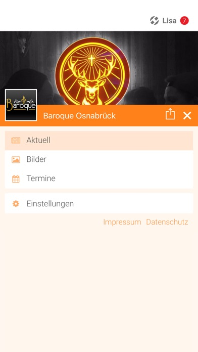 Baroque OsnabrückScreenshot von 2