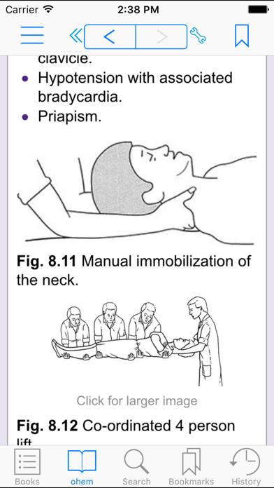 Oxf HB of Emergency Medicine,4 screenshot three
