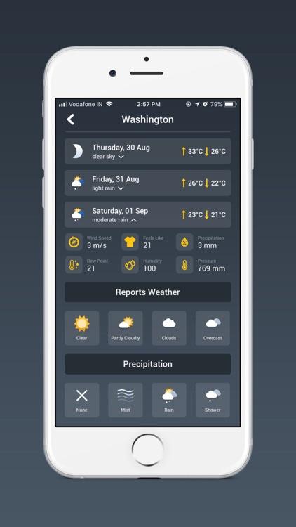 Live Weather Radar & Alerts screenshot-4