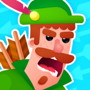 Bowmasters - Multiplayer Game