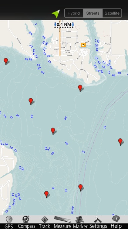 Lake Texoma Nautical Charts screenshot-3