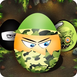Impossible Egg Smash Challenge