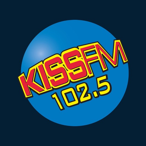 Download 102.5 Kiss FM - All The Hits free for iPhone, iPod and iPad