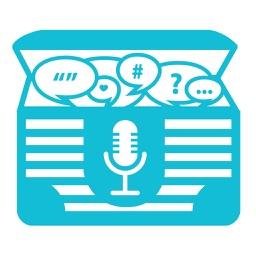 BabbleStash - Voice Diary