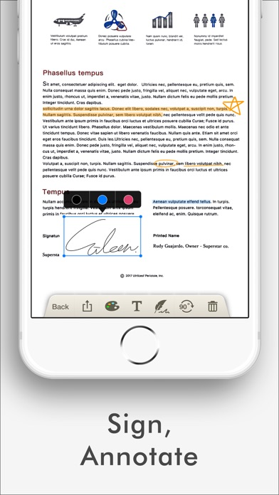 Doc Scan - Fax PDF Scanner