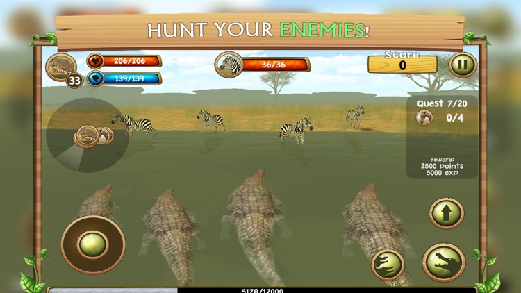 Wild Animal Simulators