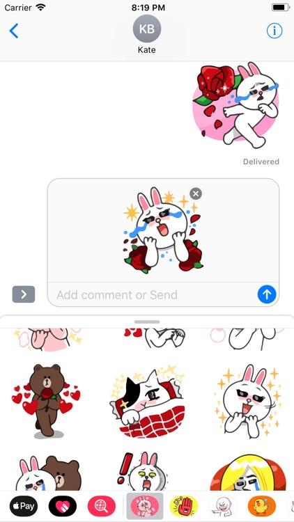 Pals of Ruby Emotes Sticker IM screenshot-3