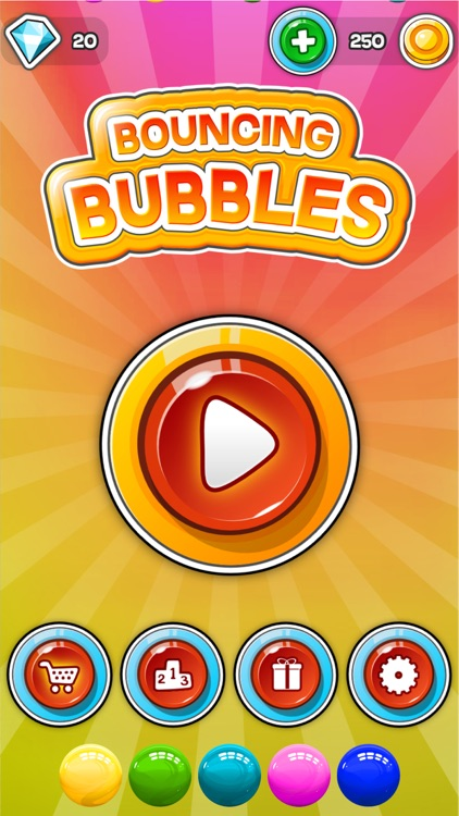Bubble Shooter Game Classic screenshot-3