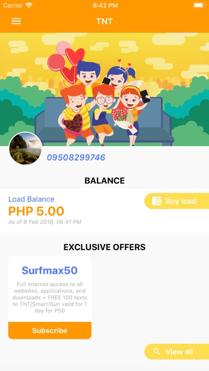 TNT Account by Smart Communications, Inc