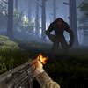 Finding Bigfoot monster hunter