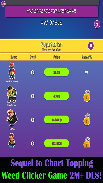 Weed Boss 3 - Idle Tycoon Game screenshot-3