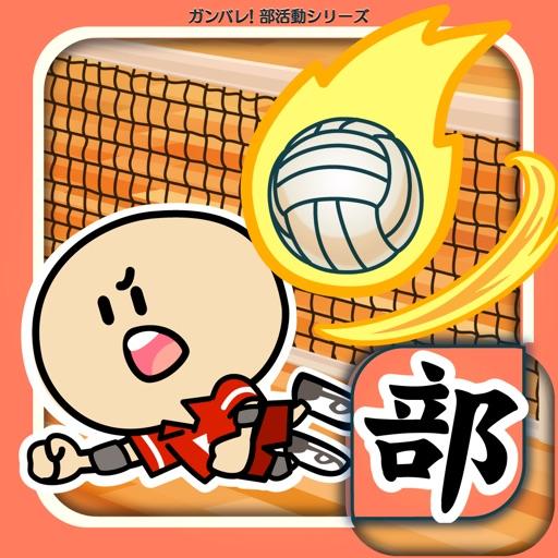 ガンバレ!バレーボール部 - 人気の暇つぶしミニゲーム!