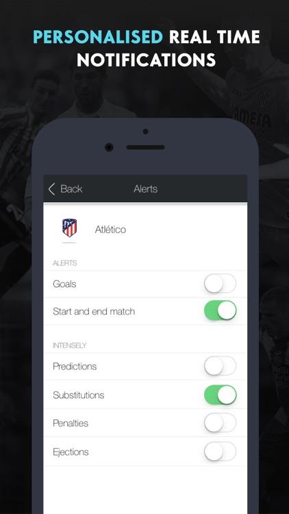 La Liga - Spanish Soccer League Official screenshot-4