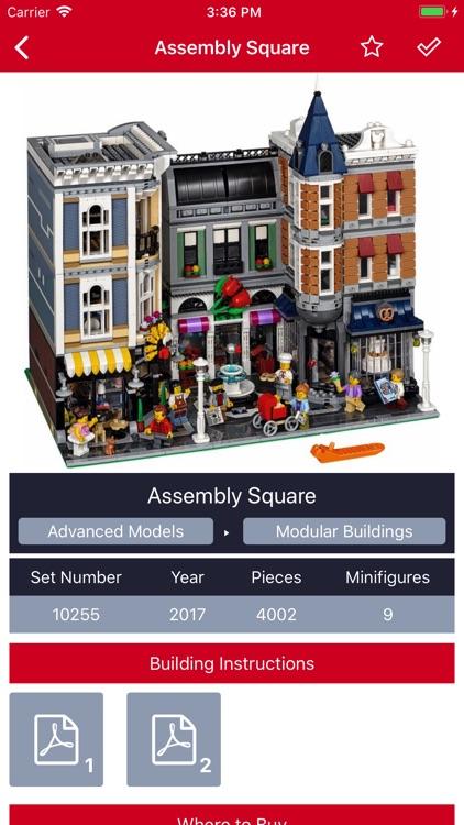 BrickSearch for LEGO Sets screenshot-4