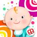 97.幼儿学声音123 - 宝宝识字卡