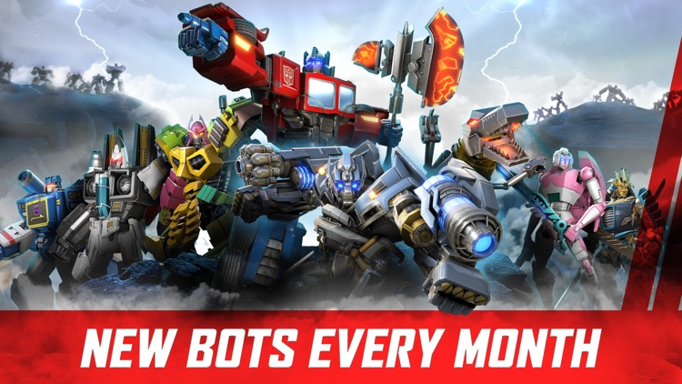 TRANSFORMERS: Forged to Fight screenshot-4