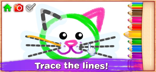 DRAWING FOR KIDS Games! Apps 3 on the App Store