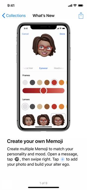 Astuces dans l'App Store