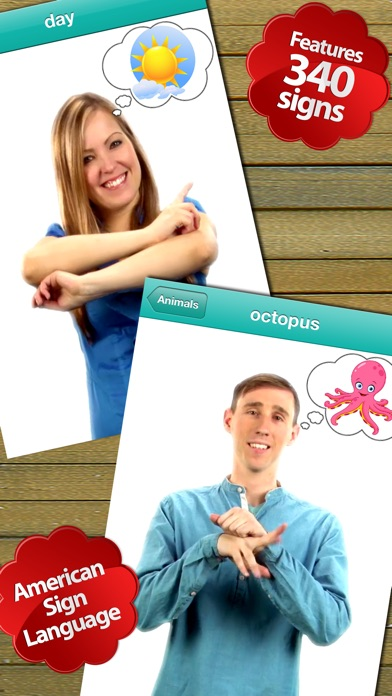 Baby Sign Language Dictionary - ASL Edition-0